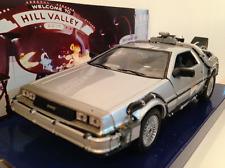 Ritorno AL FUTURO 2 DeLorean SCALA 1:24 Welly 22441w NUOVO