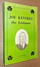 Joe Kennedy The Irishman, biography local history Cassville Cartersville Georgia