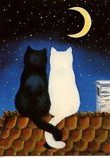 POSTCARD CARTE POSTALE ILLUSTRATEUR ANNA HOLLERER N° LA 149 / CAT / CHAT