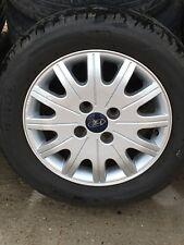 "Original Ford Focus MK1, 15"" Alufelge Felge PCD 4x108mm 6Jx15H2 ET50, 195/60 R15"