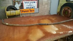 HOLDEN GENUINE  HQ NOS engine pipe NEW OLD STOCK exhaust pipe exhaust clearance