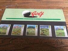 Presentation  Stamps  Golf 5-7-94