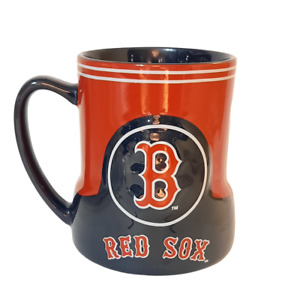 2013 Boston Red Sox Boelter Brands Official MLB 3D Coffee Mug Cup 16 oz.