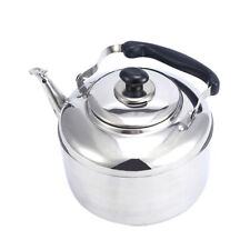 Whistling Tea Kettle Stainless Steel Teapot for Stove Top Fast Boil Water/Coffee