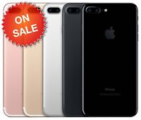 APPLE iPHONE 7 PLUS (FACTORY UNLOCKED) VERIZON AT&T T-MOBILE SPRINT METRO 32 128