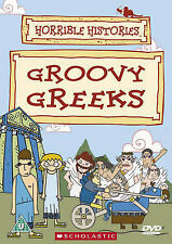 Groovy Greeks [DVD], Good, DVD, FREE & FAST Delivery