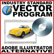 Inkscape VETTORE DI PROGRAMMA: PROFESSIONALE DAL STANDARD SOFTWARE PROGETTAZIONE