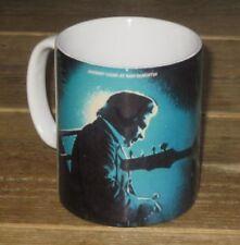 Johnny Cash at San Quentin Advertising Mug