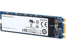 SanDisk 1TB SSD X400 SATA M.2 2280 SD8SN8U-1T00-1122 Laptop Solid State Drive