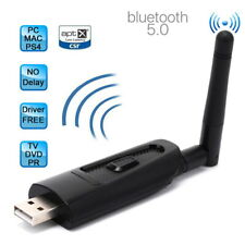Bluetooth 5.0 Audio USB Transmitter A2DP Stereo Dongle Adapter for TV PC Switch