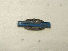 Miniature CIB Combat Infantryman Badge  2nd award clutch back