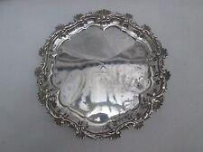 Late Victorian Silver Salver/Waiter. Birmingham 1892.