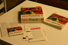 Adobe Photoshop 5.0 Upgrade for Apple Macintosh - MacOS -
