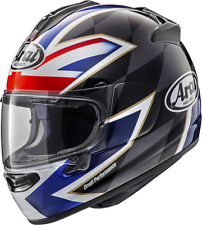 ARAI CHASER X LEAGUE UK FLAG MOTORCYCLE HELMET - SMALL