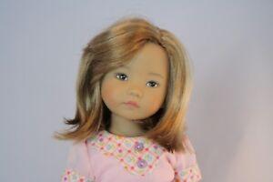 """Little Darling &10"""" Boneka Dolls """"Wendy"""" Wig Size  6-7,7-8,8-9 SALE!"""
