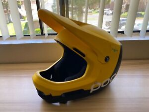 POC CORON | AIR SPIN full face mountain biking helmet - USED