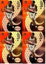 1999-00 Skybox EX Scottie Pippen #44 Lot of 4