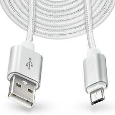 3m langes Micro-USB Kabel Stecker Ladekabel für Samsung Galaxy S7 S6 Edge Plus