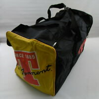 Vintage Tennents Lager Bag, T Since 1885, Gym,Holdall,Man Cave,Pub,T in the Park
