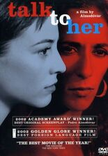 Talk to Her [New Dvd] Dolby, Dubbed, Subtitled, Widescreen