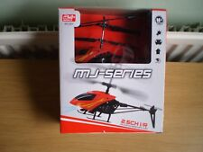 I/R CONTROL MINI HELICOPTER 2.5ch WITH GYRO & LIGHTS SHATTER RESISTANT EASY FLY
