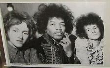 Jimi Hendrix New Poster Mid 2000'S Vintage Band London 1967