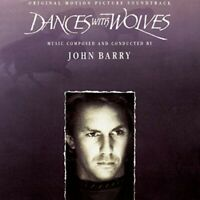 Dances With Wolves: Original Motion Picture Soundtrack -  - EACH CD $2 BUY AT LE