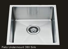 NEW 380mm Piato Undermount Kitchen Sink