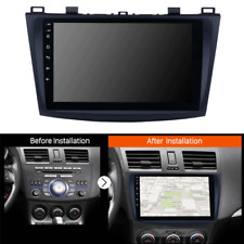 """For Mazda 3 2010-2012 Android 8.1 9"""" FM Radio GPS Navi Player Mirror Link 1+16GB"""