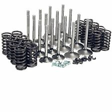 AMC/Jeep 232/3.8L 258/4.2L Intake & Exhaust Valves, Springs, Locks 1967-1988
