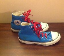 Converse 339781F Chuck Taylor All Star Fresh Colors High Solid Canvas Size 1 Y