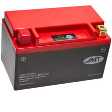 Batterie BMW K 1200 S ABS K12S/K40 Bj. 2008 JMT Lithium HJTX14H-FP / YTX14-BS