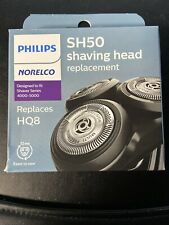 Philips Norelco SH50 Replacement Shaving Heads HQ8 Series 4000-5000 NEW Sealed
