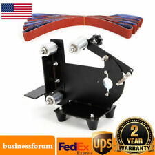 Belt Sander Attachment for M10 Spindle Angle Grinder Sanding Belt Adapter SALE