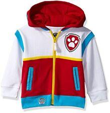 Nickelodeon Toddler Boys Paw Patrol Ryder Costume Hoodie, Multi, 2T, New