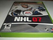 NHL 07 Game For Xbox