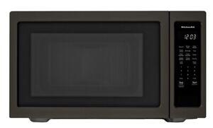 KitchenAid 2.2 Cu. Ft. Microwave w/ Sensor Cooking - KMCS3022GBS NEW OPENBOX