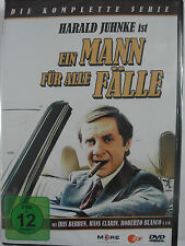 Ein Mann für alle Fälle - Komplette Serie - Harald Juhnke, Hans Clarin, Blanco