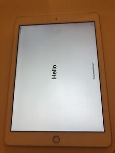 Apple iPad 6th Gen. 32GB, Wi-Fi + Cellular (Unlocked), 9.7in - Rose Gold 2018