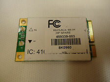 HP 459339-003 C700 CQ50 CQ60 G50 G60 dv5 dv6 Wireless WLAN Mini PCI-E Wifi Card