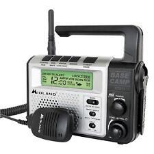 RADIO BASE MIDLAND XT511 FUNCION WALKIE + FM+ RECARGA DISPOSITIVOS USB O BATERIA