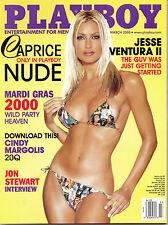 US-Playboy 03/2000    CAPRICE    März/2000