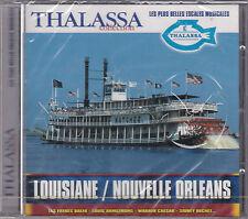 CD 18T THALASSA LOUISIANE / NOUVELLE ORLEANS ARMSTRONG/LA TOUCHE....NEUF SCELLE