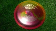 new Whale Champion 171 I-Dye pink putter& approach Innova disc golf