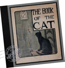 Book of the Cat 1903 Mabel Humphrey + Elizabeth Bonsall story Kitty Kittens Cats