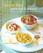 Sugar-Free Snacks & Treats NEW Hardback