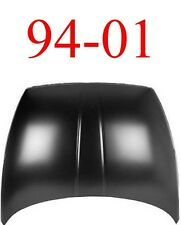 94 01 Dodge Ram Hood Assembly, Truck 1500, 2500, 3500, Stock Replacement