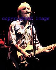 Tom Petty June 11, 1981 Rosemont Horizon The Heartbreakers Color 8x10 E