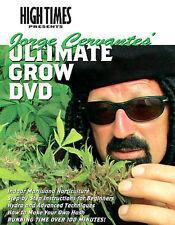 JORGE CERVANTES' - ULTIMATE GROW NEW DVD