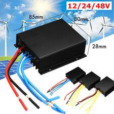 12V/24/48V 500W Maximum Wind Turbine Generator Charge Controller Regulator  &